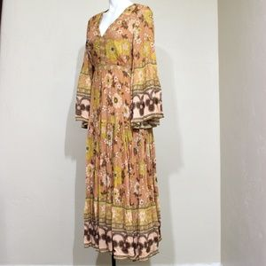 Spell & Gypsy Collective Butter Cup Maxi Dress